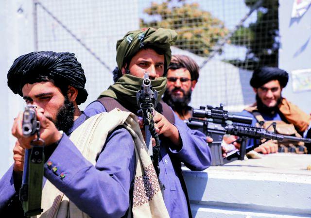 Αφγανιστάν – Από διοικητής σώματος βομβιστών αυτοκτονίας… διευθυντής αστυνομίας