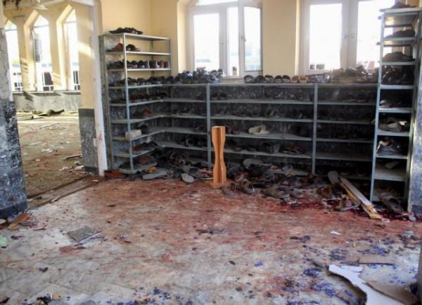 Αφγανιστάν – Δεκάδες οι νεκροί από την επίθεση αυτοκτονίας στο τζαμί – 143 οι τραυματίες