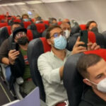 """""""Αrrivederci"""" Alitalia – Η τελευταία συγκινητική πτήση της ιστορικής ιταλικής εταιρίας"""