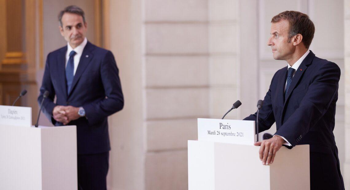 Γαλλικό υπουργείο Άμυνας: «Η ΑΟΖ εκτός ελληνογαλλικής συμφωνίας»