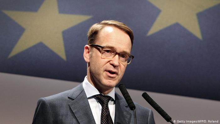 Γενς Βάιντμαν: Παραιτείται από την προεδρία της Bundesbank έπειτα από 10 χρόνια