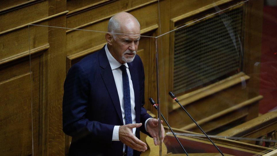 Γιώργος Παπανδρέου: Ανακοινώνει την υποψηφιότητά του για την προεδρία του ΚΙΝΑΛ