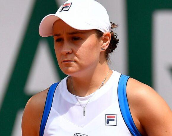 Εκτός τελικού WTA η Μπάρτι