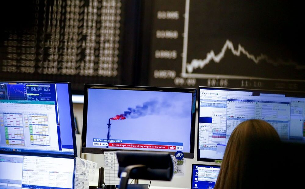 Ευρωπαϊκές αγορές: Υποχωρούν καθώς το παγκόσμιο κλίμα επιδεινώνεται