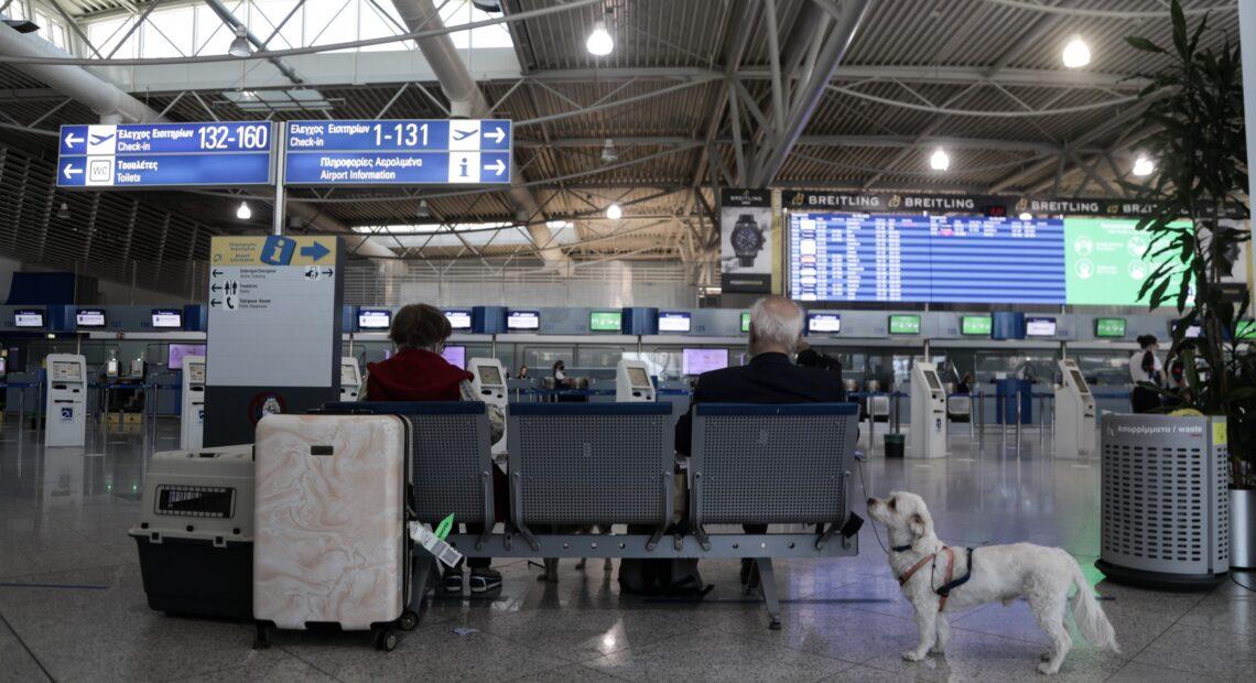 Η 28η Οκτωβρίου έφερε σε επίπεδα 2019 τις πληρότητες στα αεροπλάνα (vid)