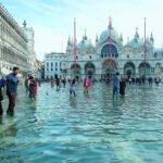 Η κλιματική αλλαγή απειλεί να μετατρέψει τη Βενετία σε χαμένη Ατλαντίδα