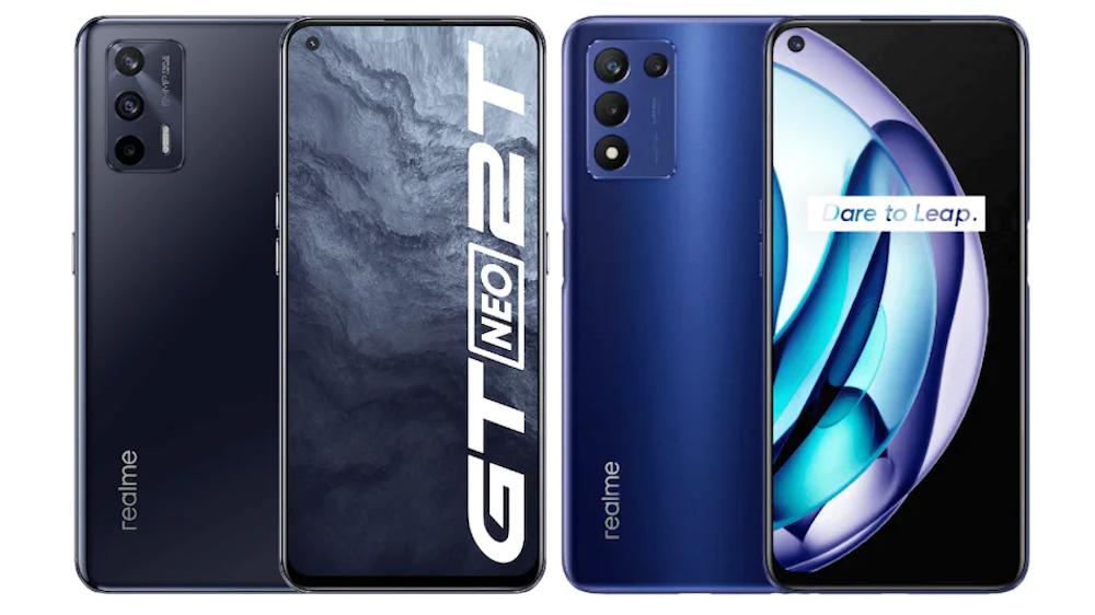 Η Realme ανακοινώνει επίσημα τα GT Neo 2T και το Q3s