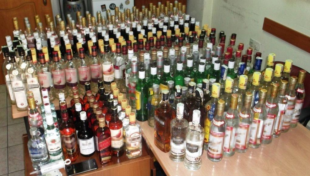 Θεσσαλονίκη: Εξαρθρώθηκε συμμορία που έφερνε παράνομα ποτά από τη Βουλγαρία