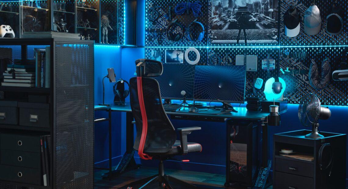 ΙΚΕΑ: Νέα σειρά gaming προϊόντων σε συνεργασία με την ROG (Republic of Games)