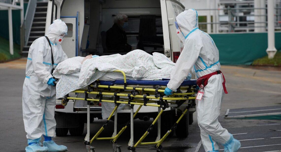 Κοροναϊός – Αργία μίας εβδομάδας στη Ρωσία για να αντιμετωπιστεί η έκρηξη κρουσμάτων