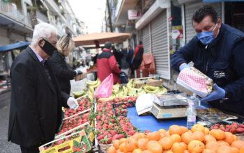Λαϊκές αγορές: Οι παραγωγοί κατεβαίνουν τη Δευτέρα σε πανελλαδική απεργία και συλλαλητήριο