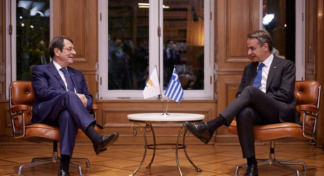 Μητσοτάκης για Κυπριακό: Δεν μπορεί να γίνει αποδεκτή καμία λύση δύο κρατών