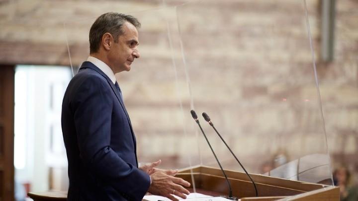 Μητσοτάκης: Στη Βουλή τη Δευτέρα απαντά σε ερώτηση Τσίπρα για την πανδημία