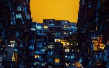 Μοναξιά στις μητροπόλεις του κόσμου μέσα από τη φωτογραφική μηχανή του Liam Wong