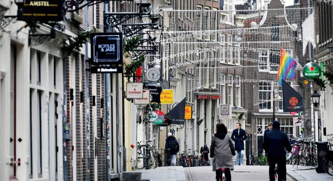 Ολλανδία – Σοκαριστική αύξηση κρουσμάτων του κοροναϊού