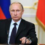 Πούτιν: Αύξηση εφοδιασμού της Ευρώπης με φυσικό αέριο όταν εγκριθεί ο Nord Stream 2