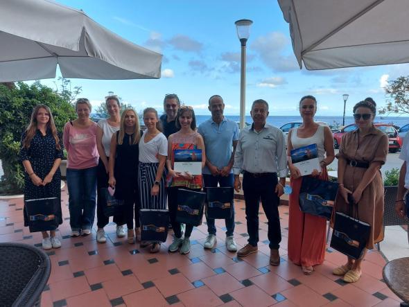 Ρόδος – Σύμη: Εκεί που το Καλοκαίρι συνεχίζεται | Ταξίδι εξοικείωσης δημοσιογράφων από την Αυστρία
