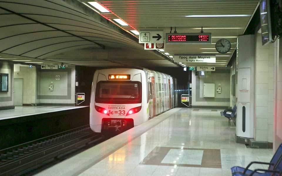 ΣΤΑΣΥ: Κανονικά τα δρομολόγια του μετρό – Ποια Μέσα ακινητοποιούνται