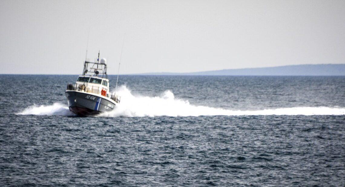 Σύγκρουση φορτηγού πλοίου με αλιευτικό ανοικτά του Αγ