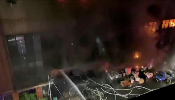 Ταϊβάν – 46 νεκροί και 41 τραυματίες από φωτιά σε κτίριο με διαμερίσματα