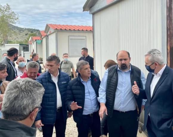 Τριαντόπουλος: Πιο δίκαια και πιο γρήγορα τα χρήματα σε αυτούς που τα έχουν ανάγκη