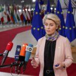 Φον ντερ Λάιεν στη Σύνοδο Κορυφής – Μέτρα στήριξης των καταναλωτών για τις τιμές ενέργειας