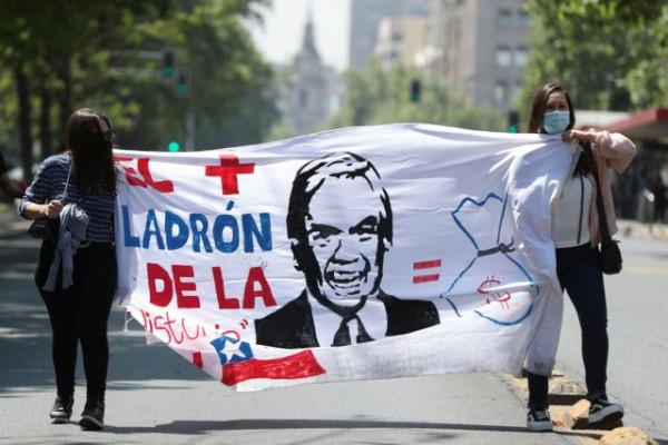 Χιλή – Kινήθηκε διαδικασία παύσης και παραπομπής του προέδρου Σεμπαστιάν Πινιέρα για τα Pandora Papers