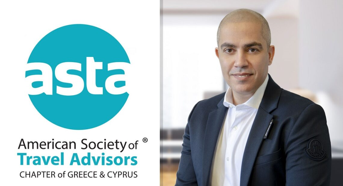 Christos Mistris Appointed Vice President of ASTA Greece