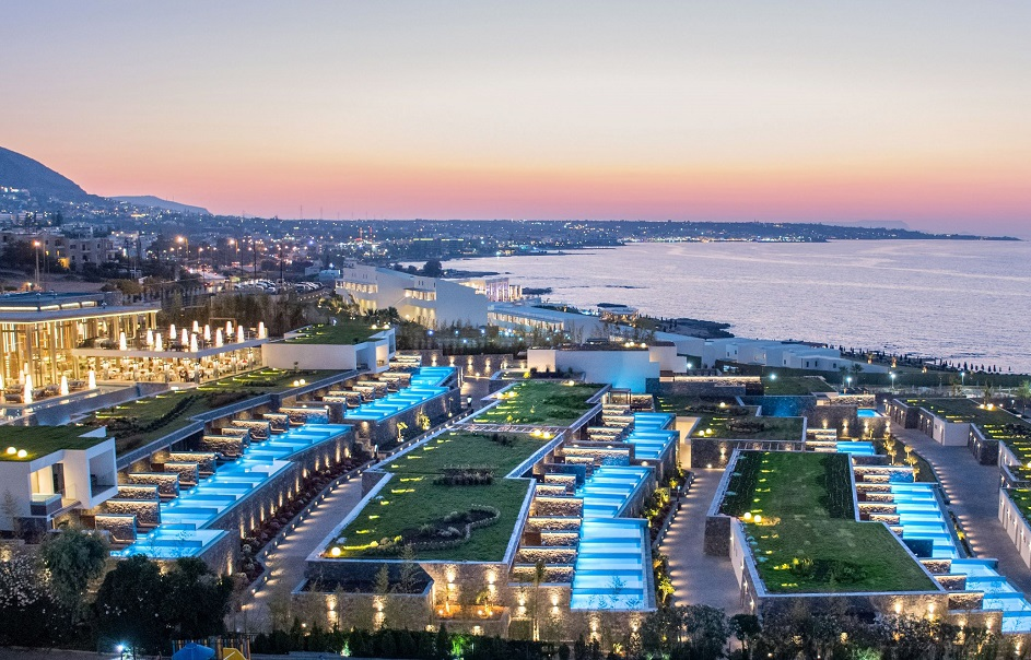 CNT: 'Nana Princess' Among Top Resorts in Greece for 2021