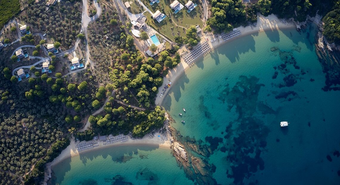 Elivi Skiathos Hotel Opens to New Markets, Gets on CNT's 'Best' List
