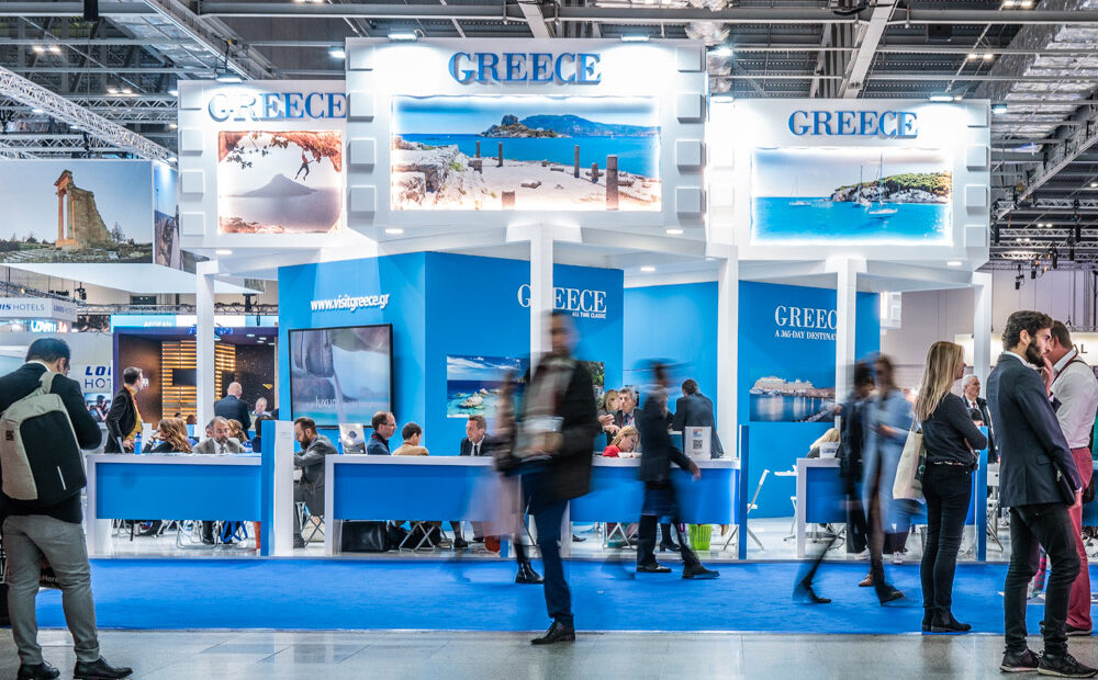 Greece Among 65 Countries to Showcase at WTM London this Year