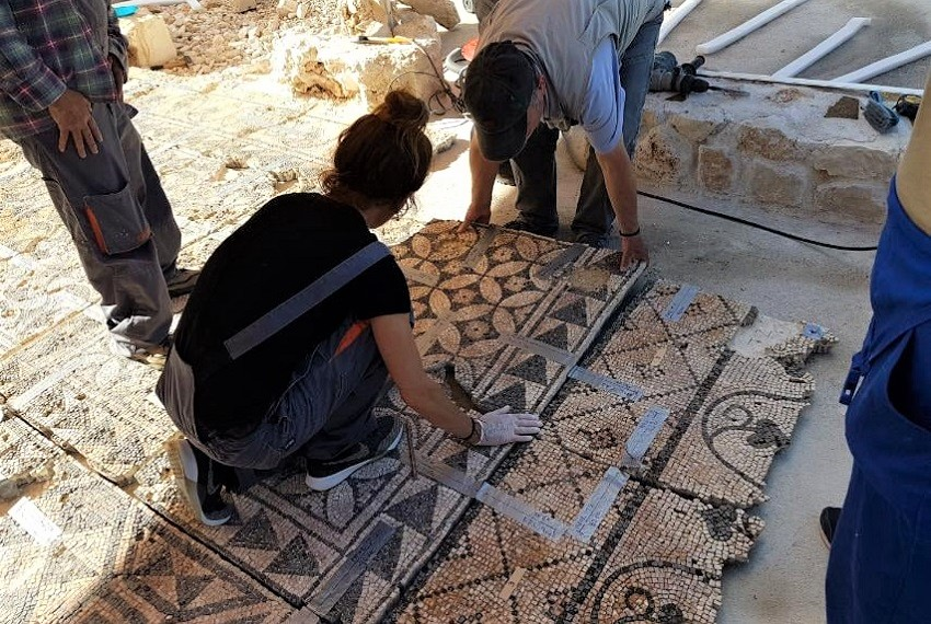 Greece Celebrating European Days of Conservation-Restoration 2021