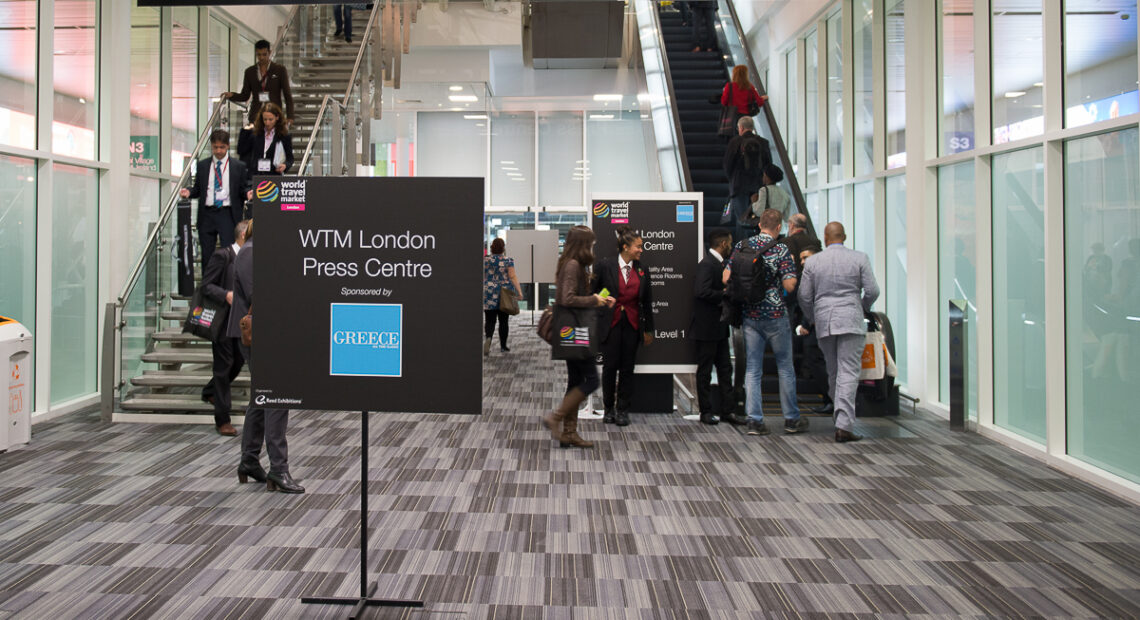 Greece Continues Partnership with WTM London, Ready to Promote its Best to UK Market