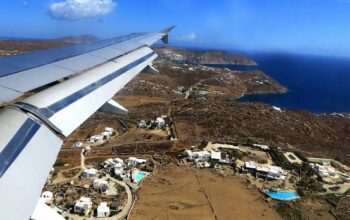 Greece's Aviation Authority Extends Covid-19 Rules for Int'l Travelers