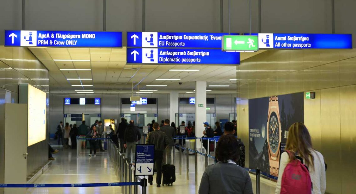 International Travel Flows to Greece Continue Steady Trend