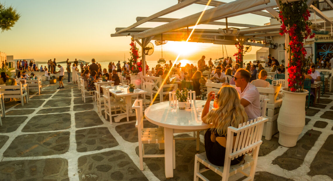 Jan-Aug Tourist Arrivals in Greece Down By 51