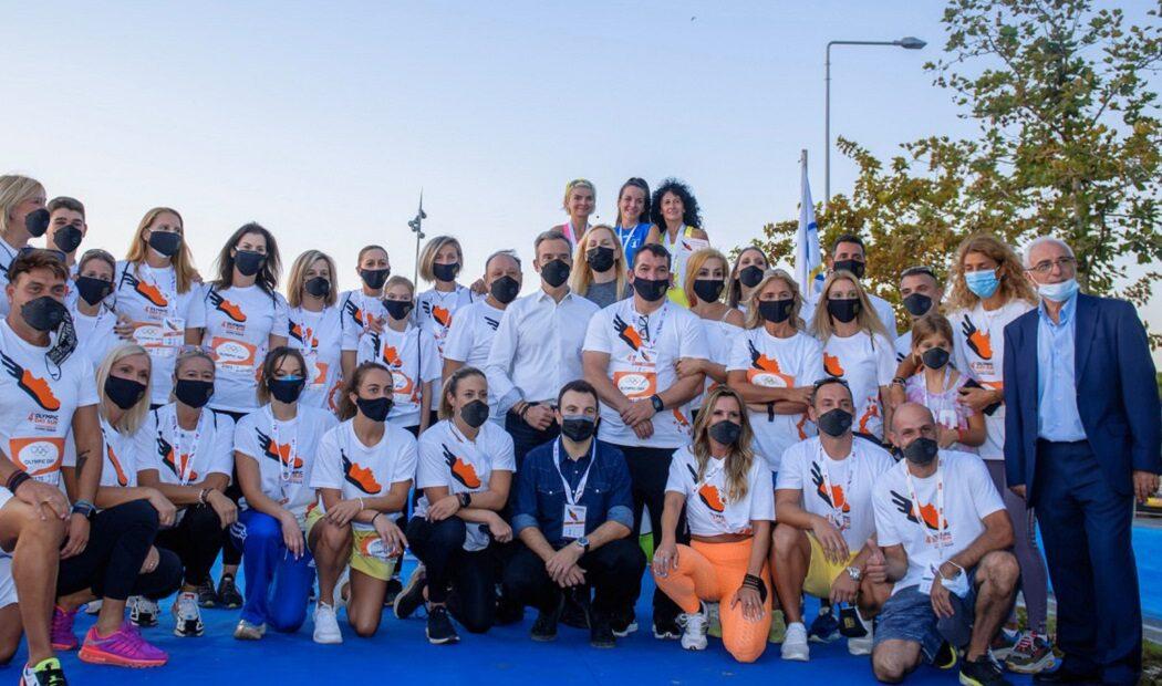 'Olympic Day Run' Greece 2021 Event Puts Thessaloniki in the Spotlight