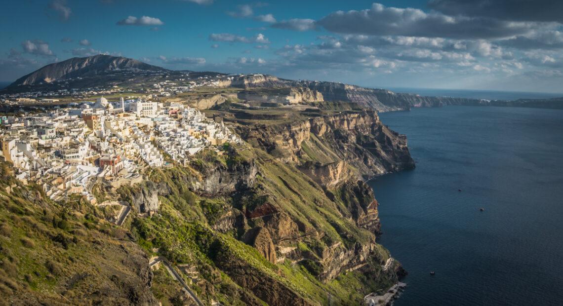 Santorini Tourism Plan to Focus on Sustainability