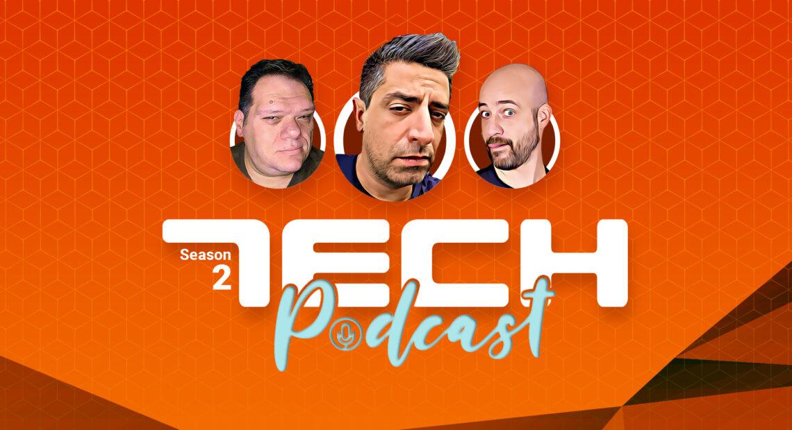 Tech Podcast: COSMOTE Neo, Amazon, IBM CodeNet, Intel, Apple [S02E06 – 21/10/2021]