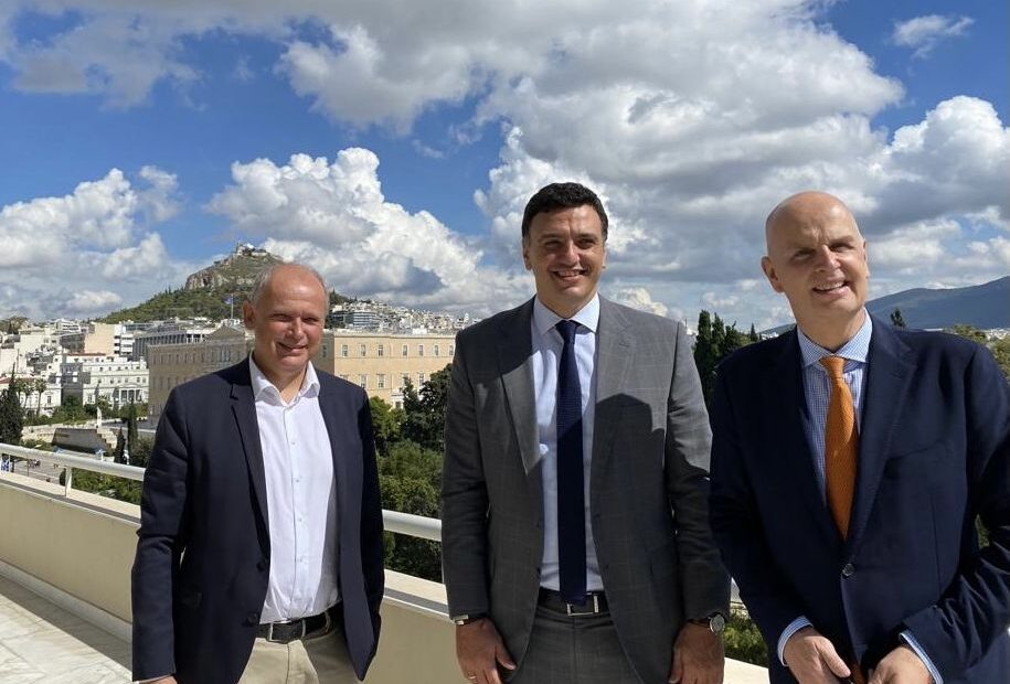 Travel Giant TUI Schedules First Greece Arrivals in March 2022
