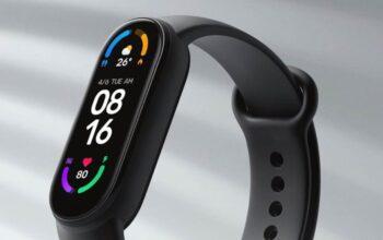 Xiaomi Mi Smart Band 6 NFC: Επίσημα διαθέσιμο στην Ευρώπη